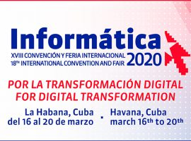 Cubatel at Informatica 2020